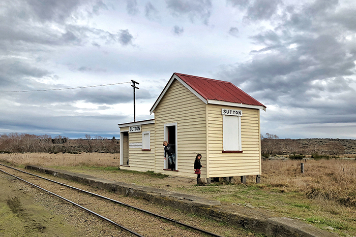 Sutton Station Middlemarch New Zealand