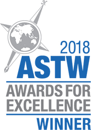 ASTW Best Travel Blog 2018