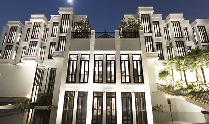 The Siam Hotel Bangkok. Private Residence - Photo courtesy of The Siam