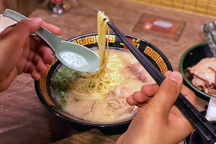 Ichiran. Tokyo's tasty inside secrets and local eats - Inside Japan Tours