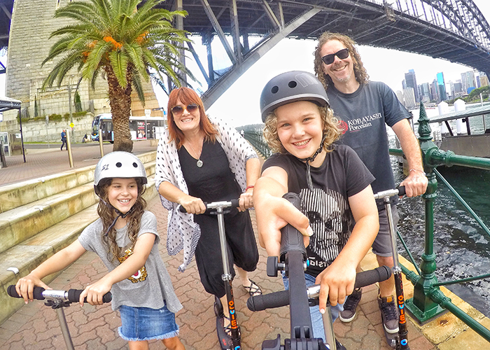 7 of our favourite places to scoot in Sydney