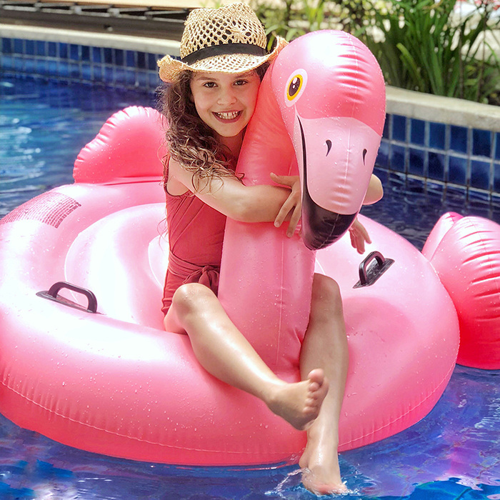 Pool fun at Novotel Surin Beach Resort Phuket