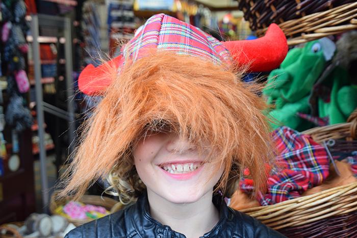 Embracing the Edinburgh crazy