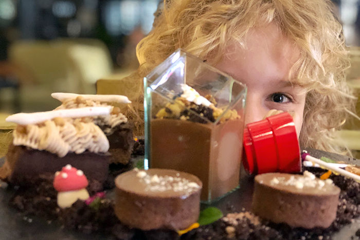 Chocolate High Tea at Radisson Blu Plaza Hotel Sydney
