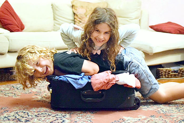 Essential family packing hacks