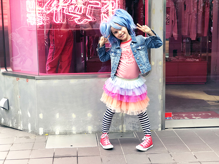 093c075ffa One of Tokyo's busiest, and brightest streets, Takeshita Dori is also a  portal to the world of Japanese kawaii (cute) culture, something my  littlest loon ...