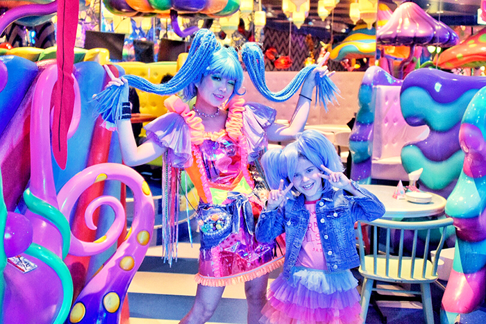 Things to do in Tokyo with Kids Kawaii Monster Cafe Harajuku