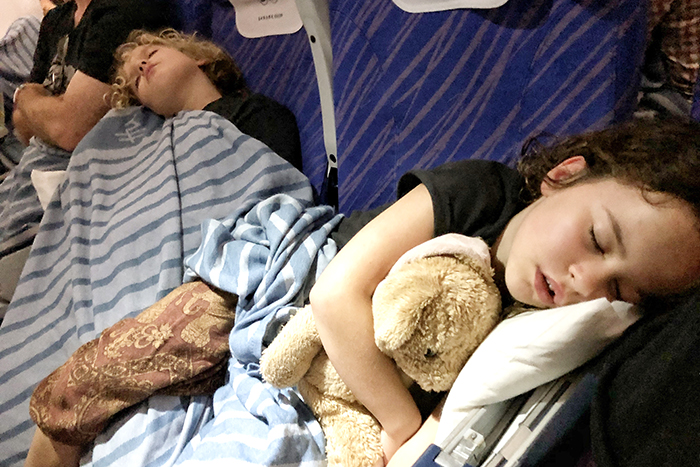 Review: China Southern Economy with kids