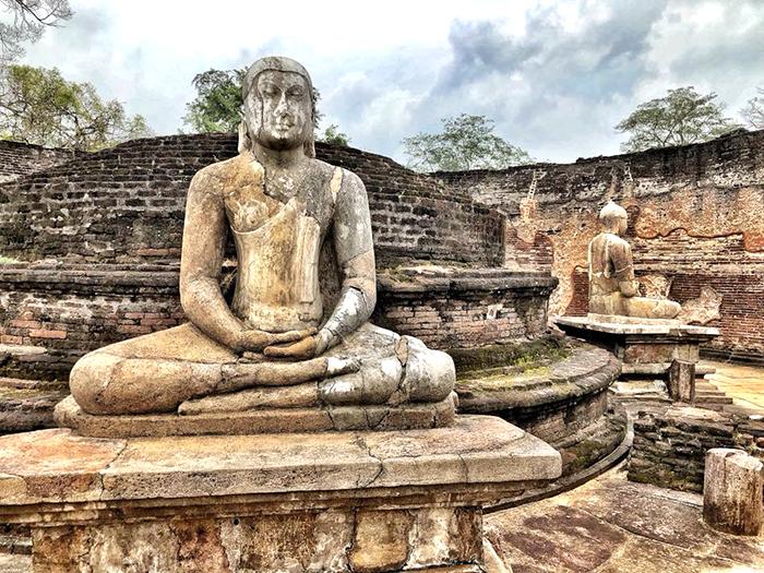 Things to do in Sri Lanka with Kids: Polonnaruwa Sri Lanka
