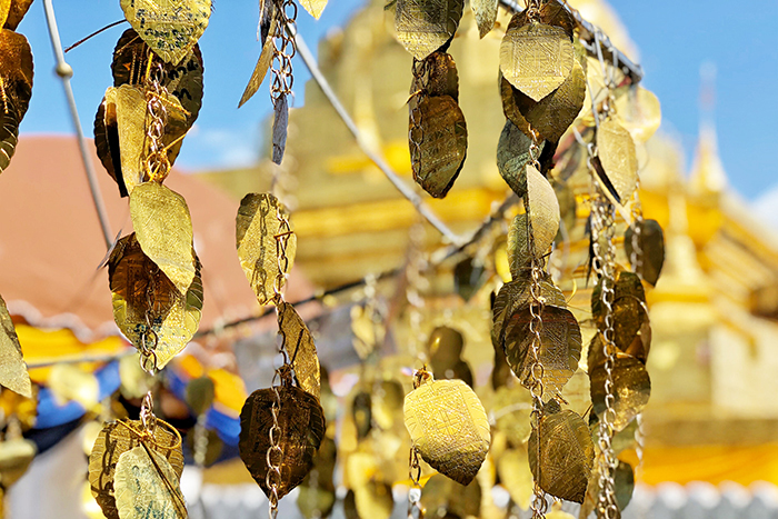 Wat Phra That Chae Haeng Nan