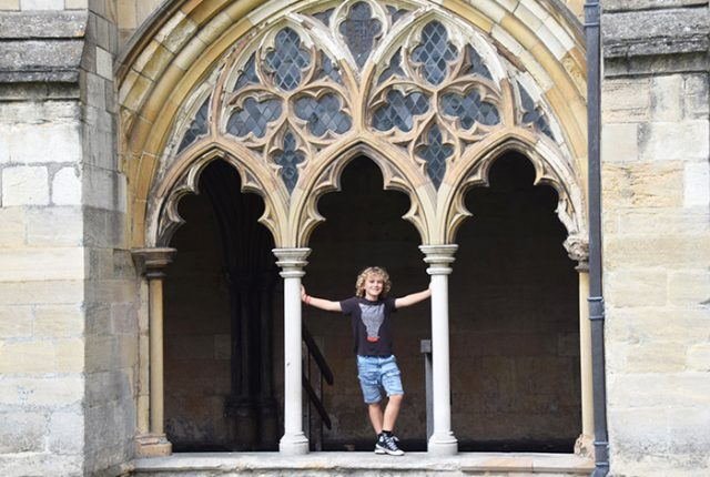 Norwich Cathedral - things to do in Norfolk with kids