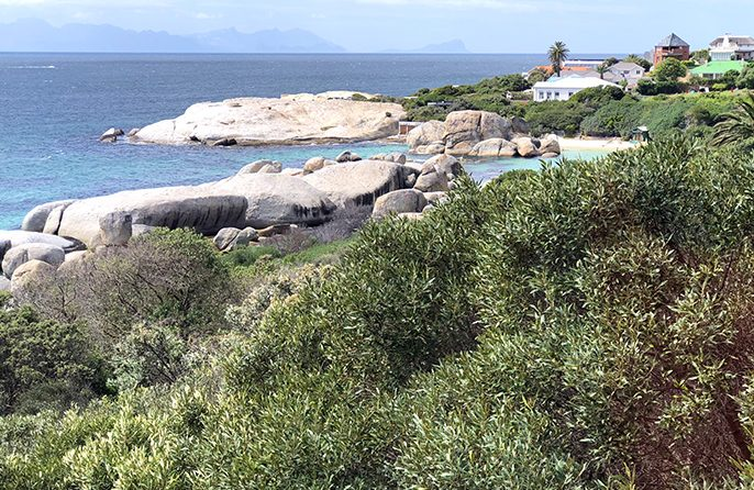 The view from Tintswalo at Boulders