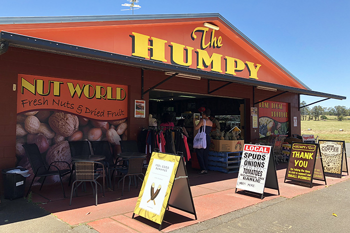 Visit The Humpy on an Atherton Tablelands Tour