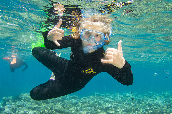 Quicksilver and the Great Barrier Reef for Kids