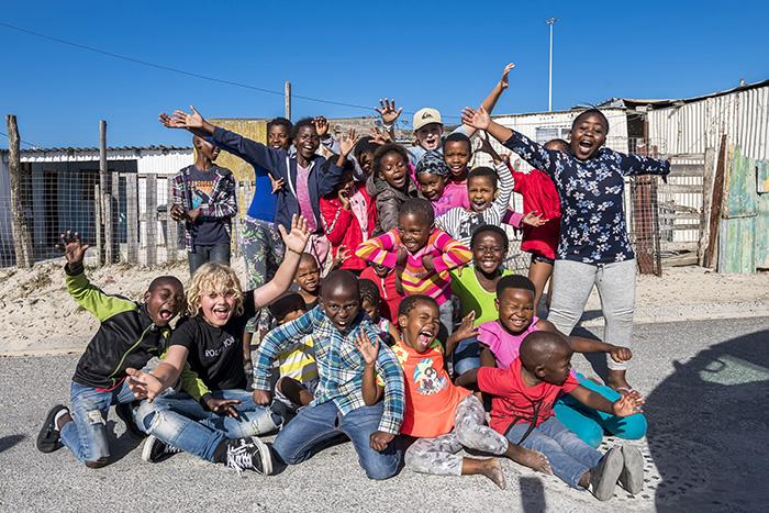 visiting Khayelitsha with Uthando South Africa