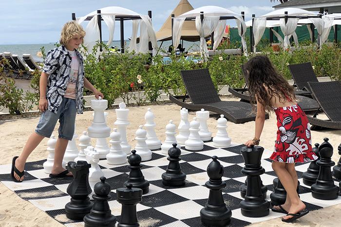 Chess at Pullman Nadi Bay