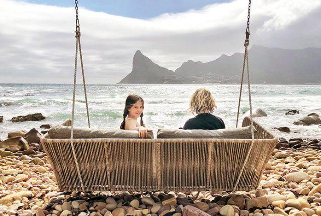Kids at Tintswalo Atlantic Cape Town