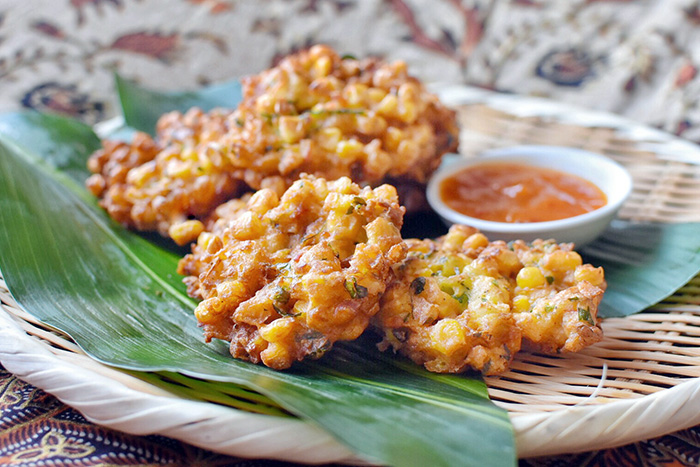 Perkedel Jagung recipe – Easy Indonesian Corn Fritters