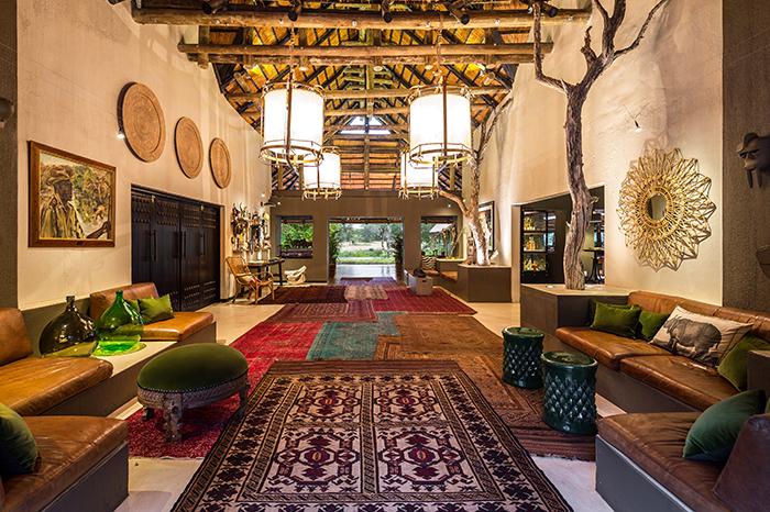 Sabi Sabi Bush Lodge. Image © Sabi SAbi Private Game Reserve/Richard de Gouveia