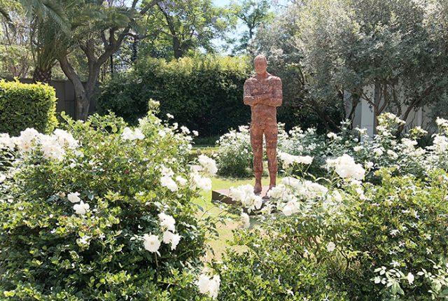 AtholPlace Hotel & Villa rose garden