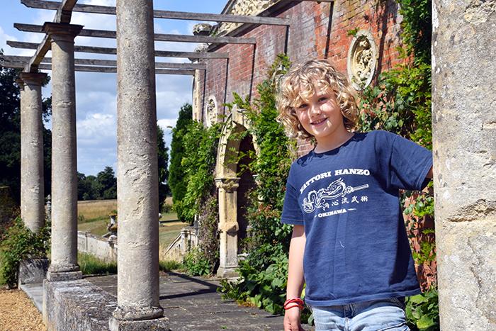 Somerleyton Hall and Gardens Suffolk