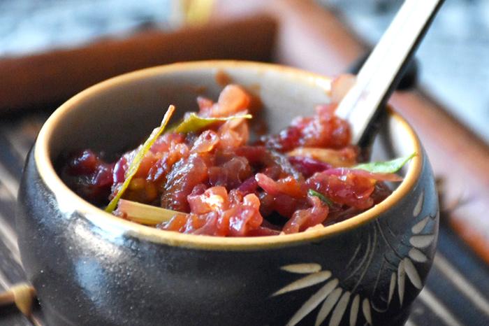Sri Lankan Seeni Sambol Recipe