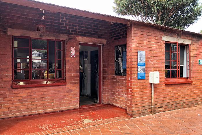 Mandela House Museum Soweto