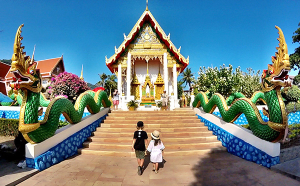 Phuket Wat Karon