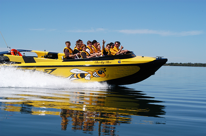 JetBuzz Cams Wharf: Things to do iN Lake Macquarie with kids