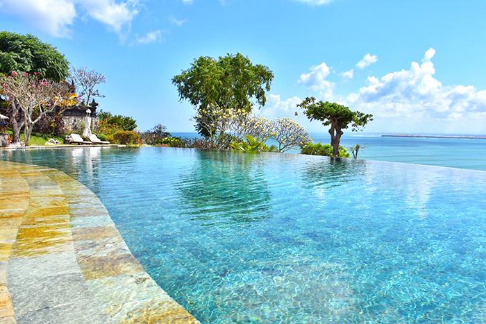 Pool at Four Seasons Jimbaran Bay