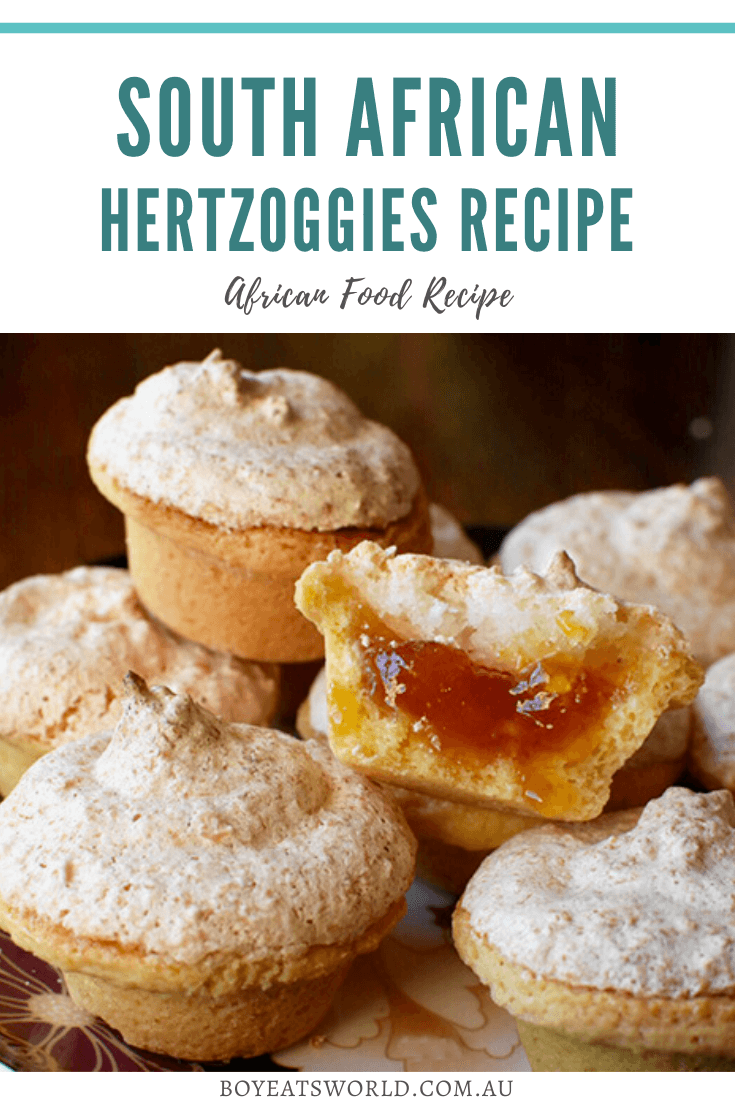South African Hertzoggies Recipe. Looking for something sweet to eat? Try this South African cookie recipe. Sweet recipes I recipes to try I food I what to cook I dessert recipes I dishes to make I dishes to cook I dessert ideas I desserts to cook I #recipes #food