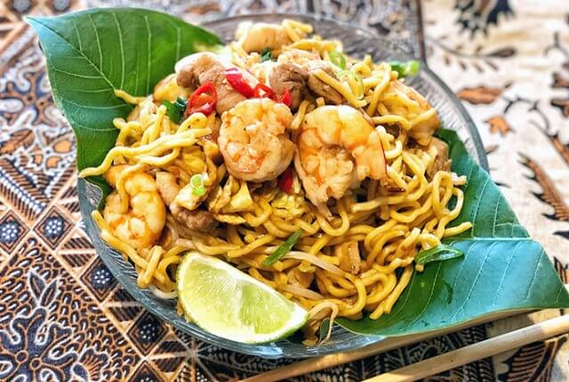 Indonesian Mie Goreng Recipe