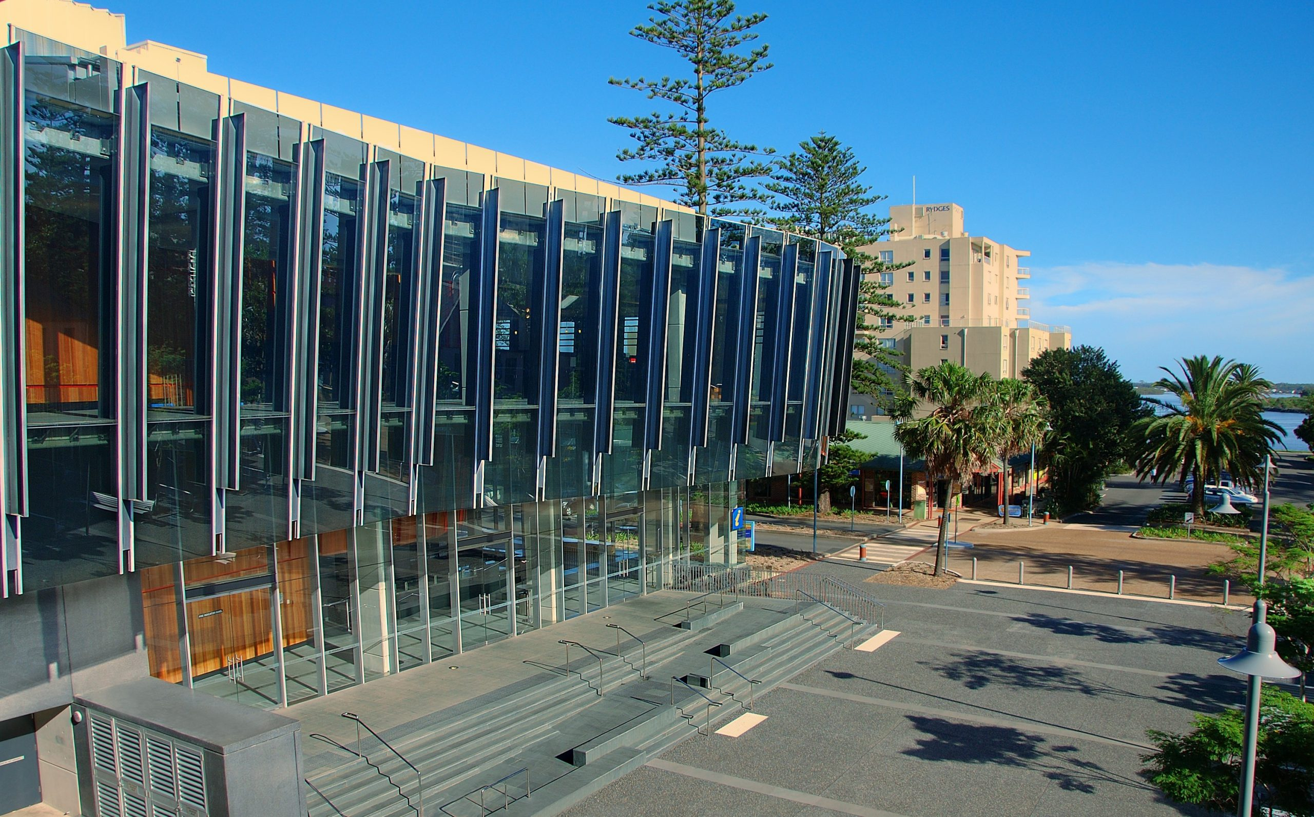 Glasshouse Arts, Conference and Entertainment Centre