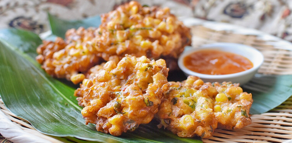 Perkdel Jagung Indonesian Corn Fritters