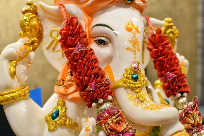 Ganesha at Manjits Wharf Sydney