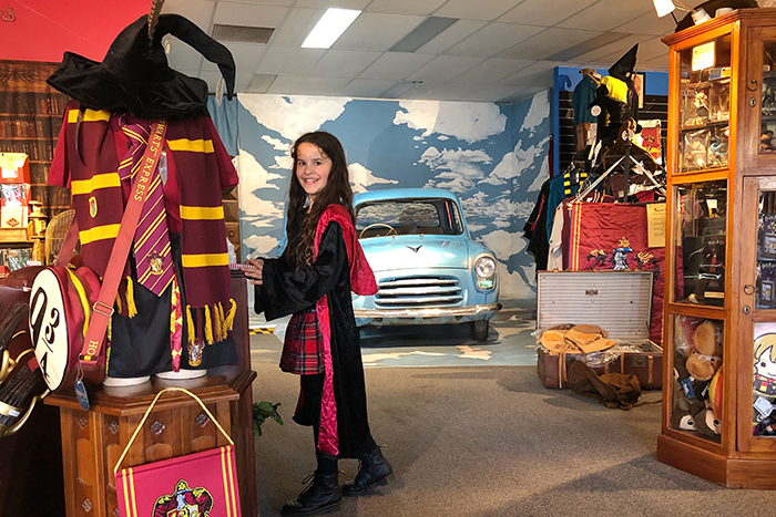 Quizzic Alley Canberra: Australia's home of Harry Potter Merchandise