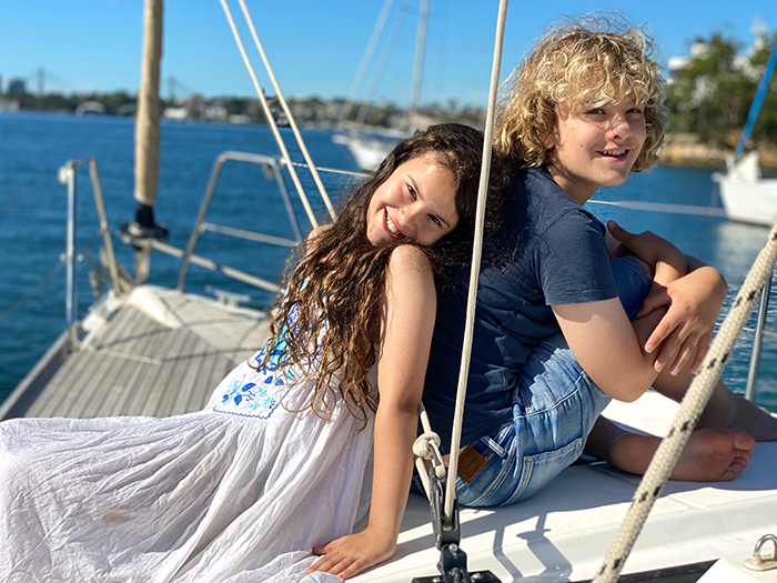overnight Sydney sailing for families Sydney by Sail