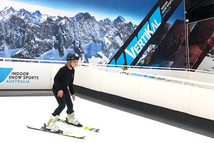 Vertikal Indoor Snow Sports ©Aleney de Winter