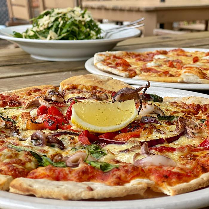 Church Bar + Woodfired Pizza