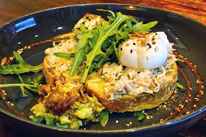 Breakfast at Bellas Cafe and Licensed ItalianRestaurant