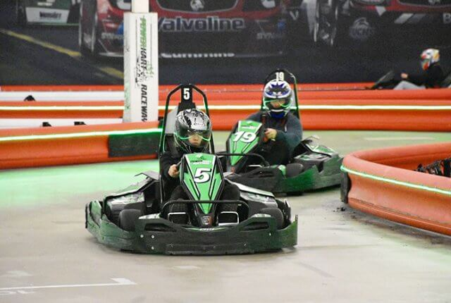 Things to do in Canberra © Aleney de Winter with kids: Power Kart raceway