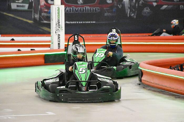 Things to do in Canberra © Aleney de Winter with kids: Power Kart raceway