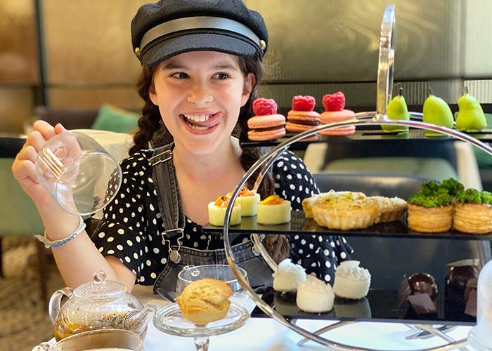 High Tea at Mode Kitchen & Bar, Four Seasons Sydney