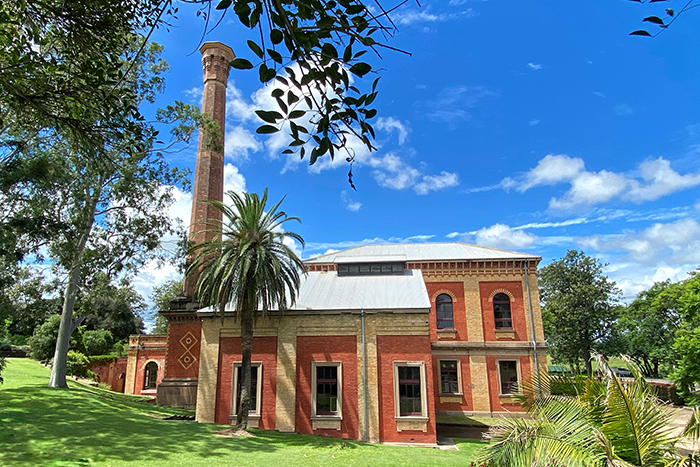 Maitland with kids: Walka Water Works