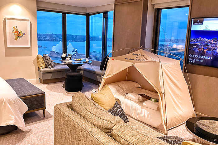 Family fun package at Four Seasons Sydney Hotel