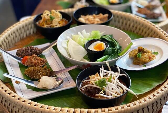 Caysorn Thai Restaurant.