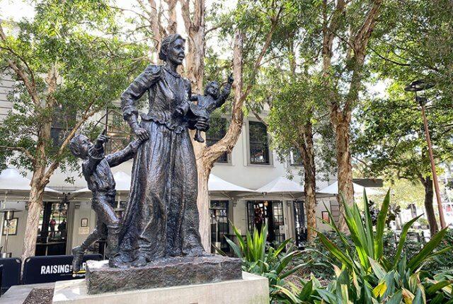 Pioneer Women's Memorial
