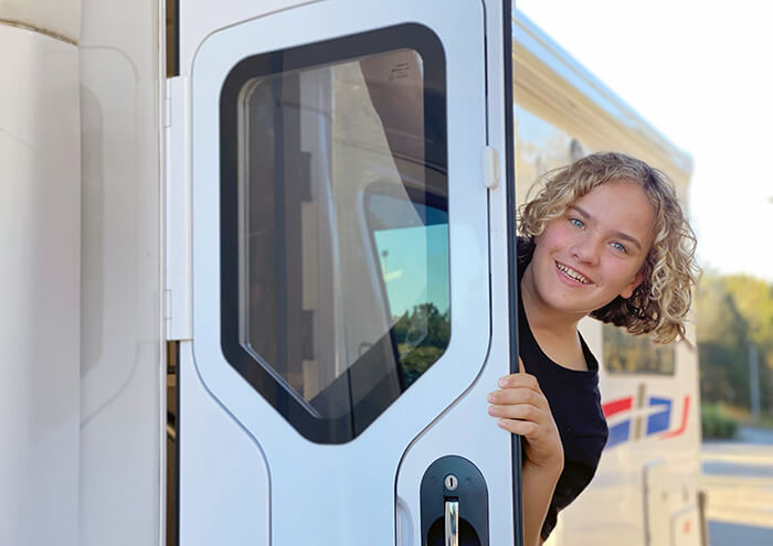 Motorhome holiday fun with Let's Go Motorhomes