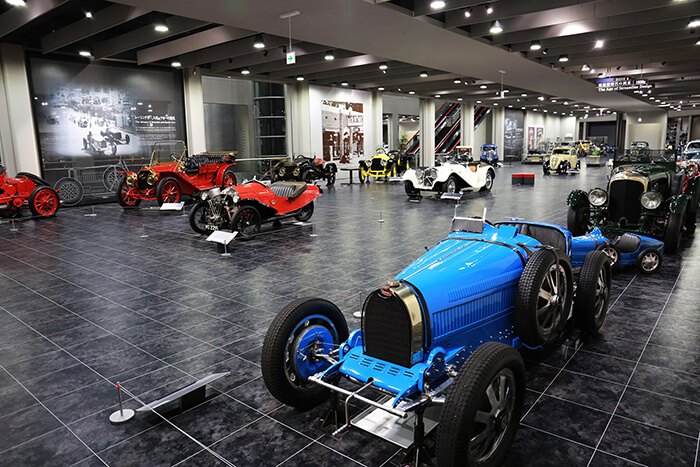 ©Collection at The Toyota Automobile Museum