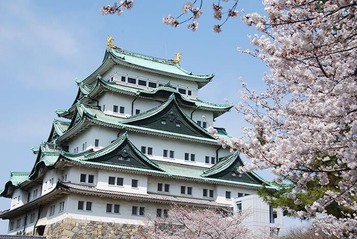 Nagoya Castle © Nagoya Convention & Visitors Bureau